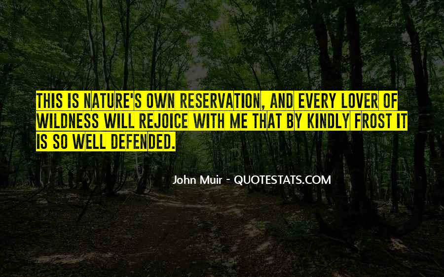 Muir's Quotes #1424894