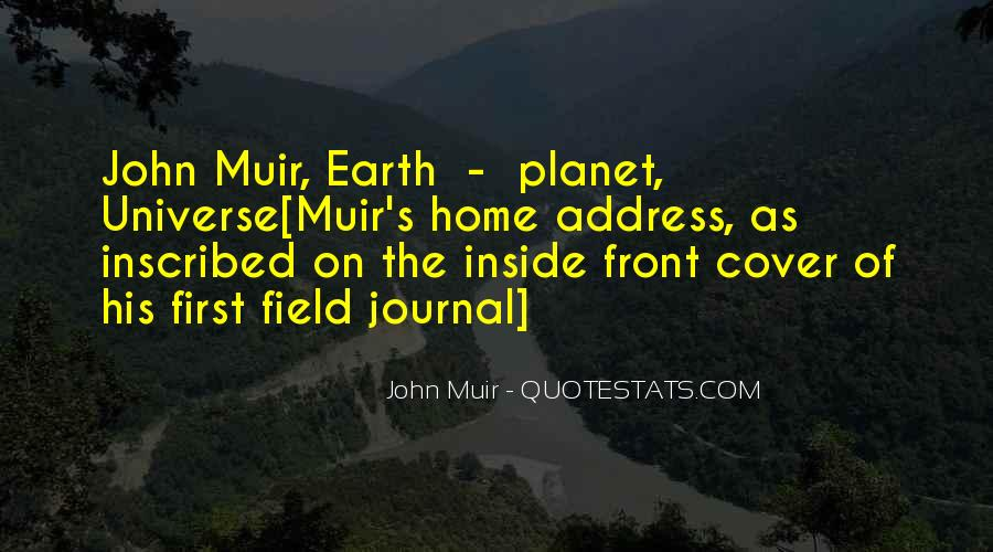 Muir's Quotes #151506