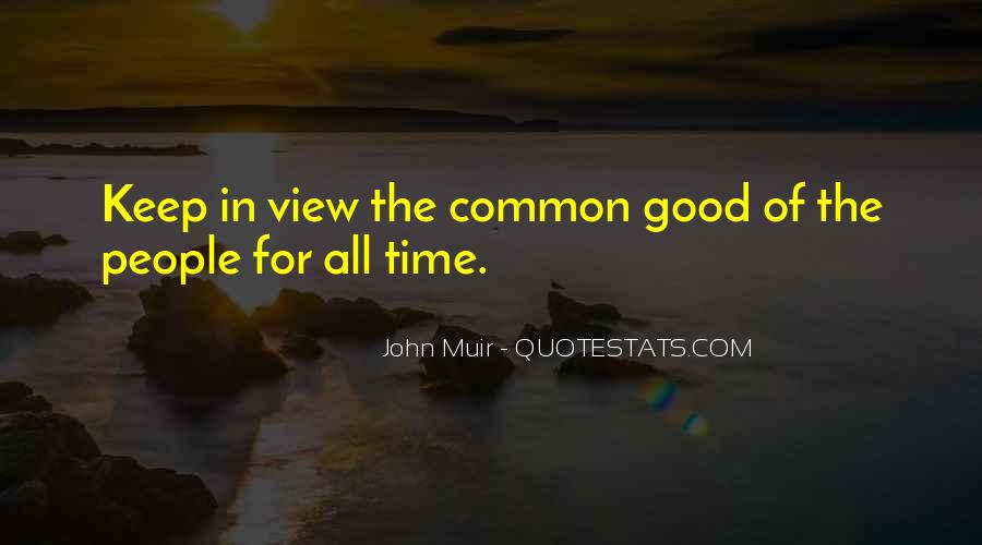 Muir's Quotes #213996