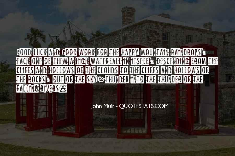 Muir's Quotes #25573