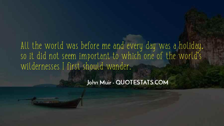 Muir's Quotes #311114