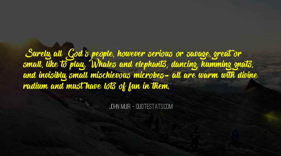 Muir's Quotes #357928