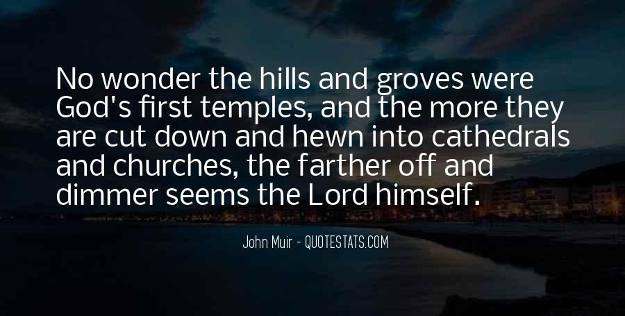 Muir's Quotes #386227
