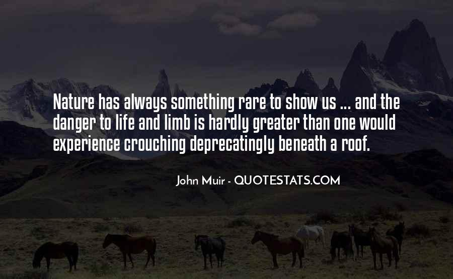 Muir's Quotes #77623