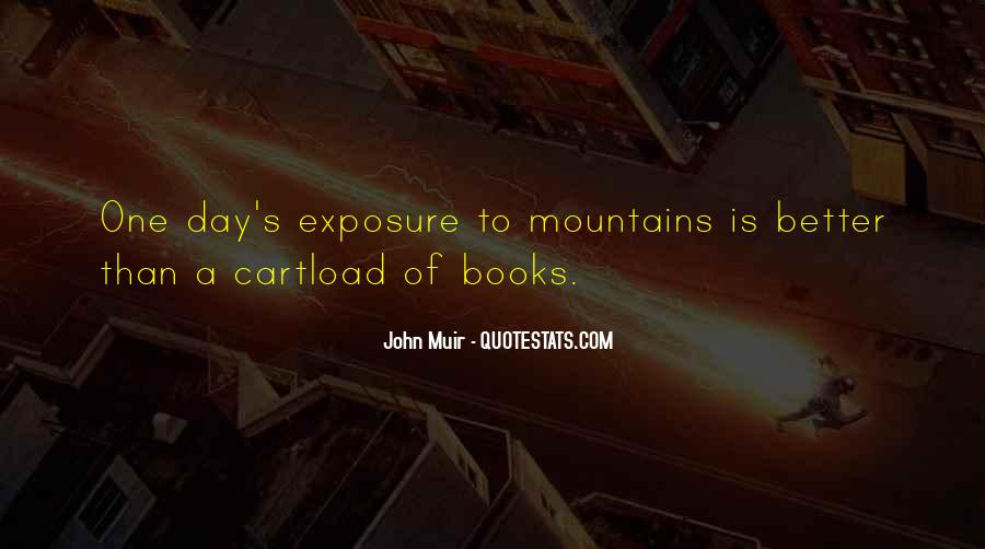 Muir's Quotes #802168