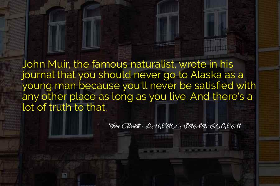 Muir's Quotes #899738