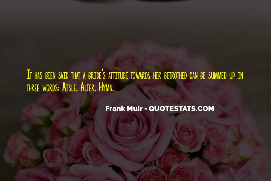 Muir's Quotes #948568