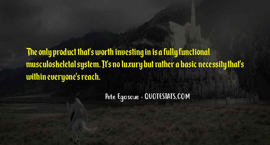 Musculoskeletal Quotes #1170770