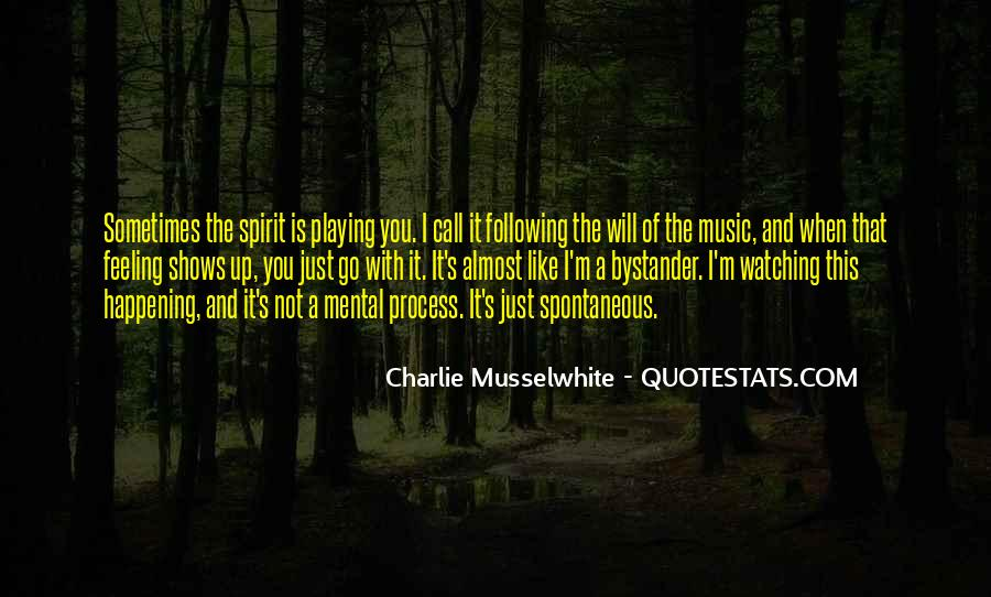 Musselwhite Quotes #1095224