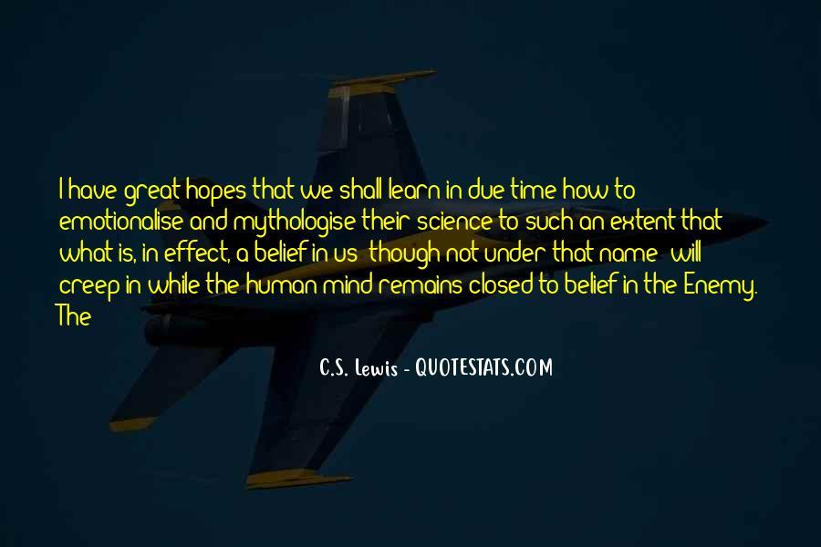 Mythologise Quotes #716336