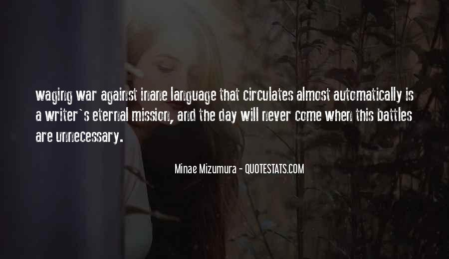 Quotes About Inane #1628097