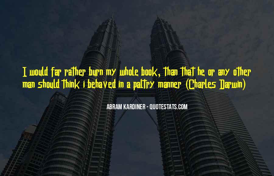 Nankin Quotes #1879060