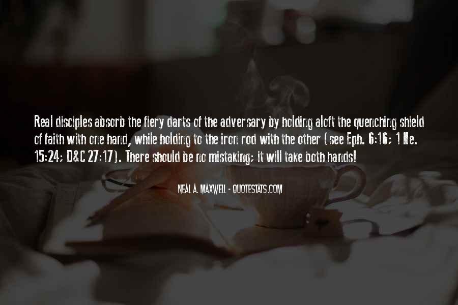 Ne'erwent Quotes #310952