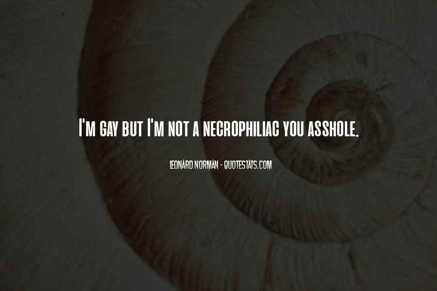 Necrophiliac Quotes #134141