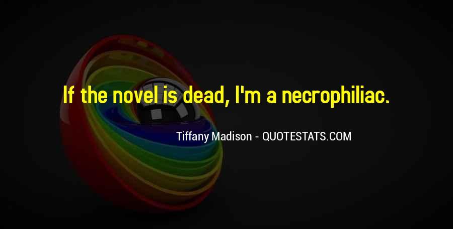 Necrophiliac Quotes #199032