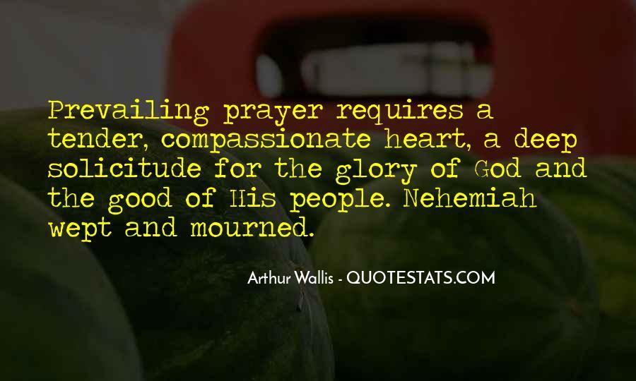 Nehemiah's Quotes #1067021