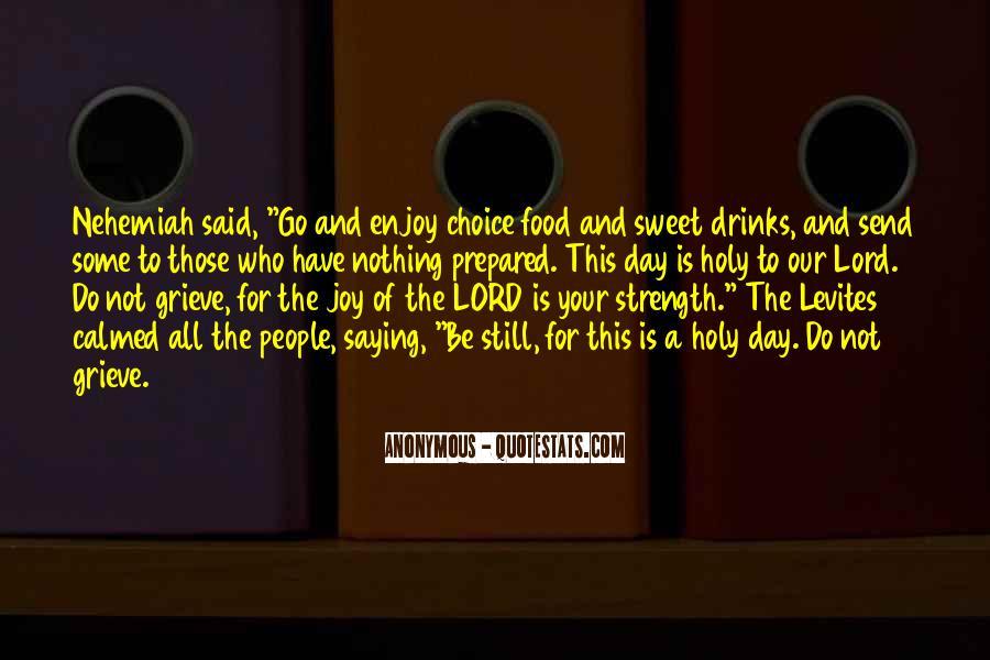 Nehemiah's Quotes #40213