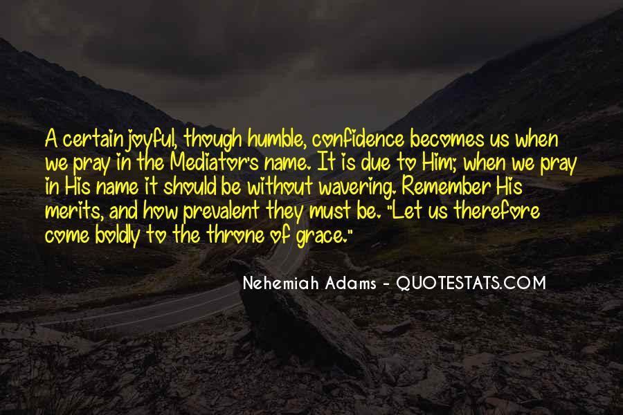 Nehemiah's Quotes #5485
