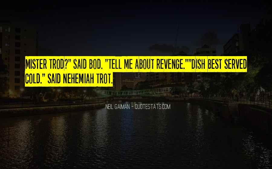 Nehemiah's Quotes #701513