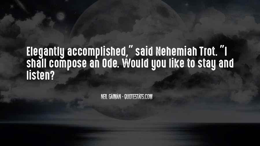 Nehemiah's Quotes #871274