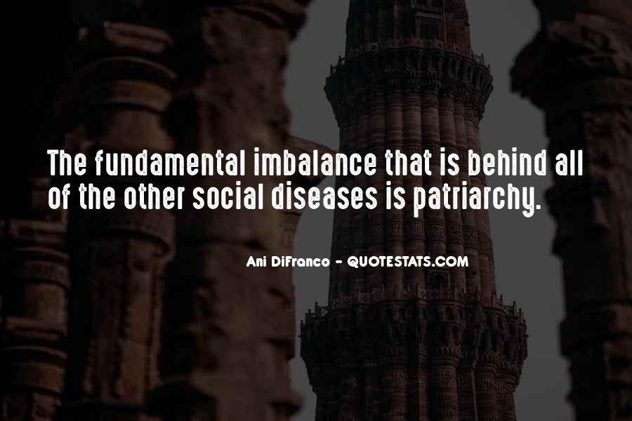 Quotes About Imbalance #1029421