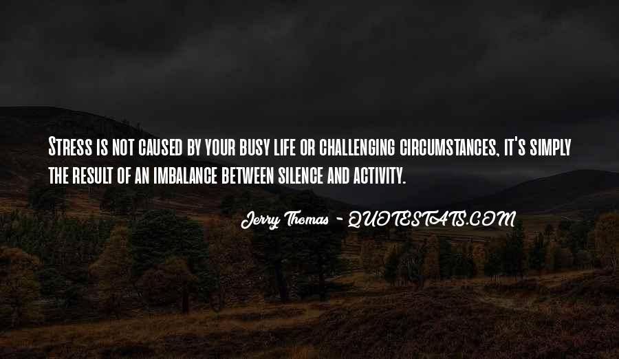 Quotes About Imbalance #1045161