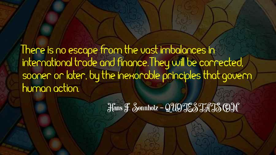 Quotes About Imbalance #1146330