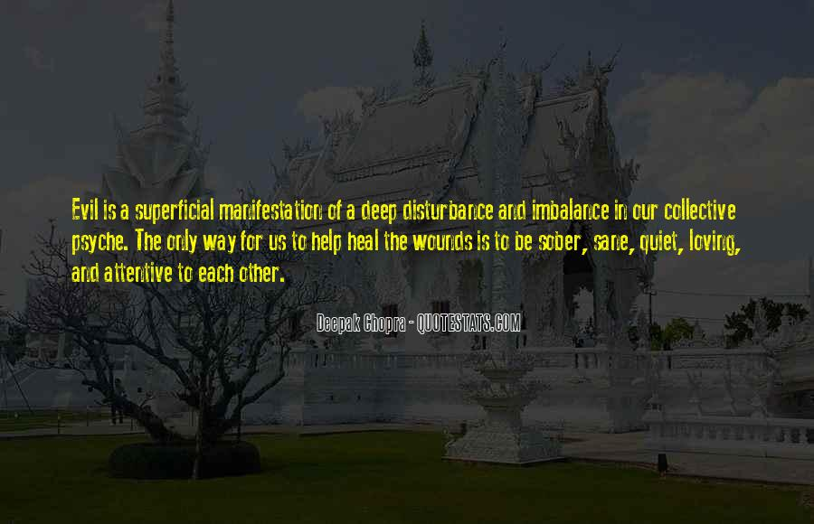 Quotes About Imbalance #1153516
