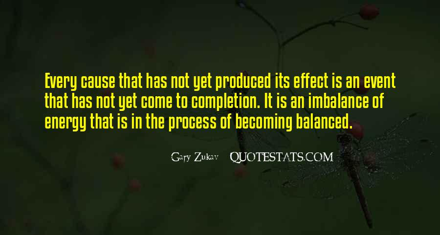Quotes About Imbalance #1159994