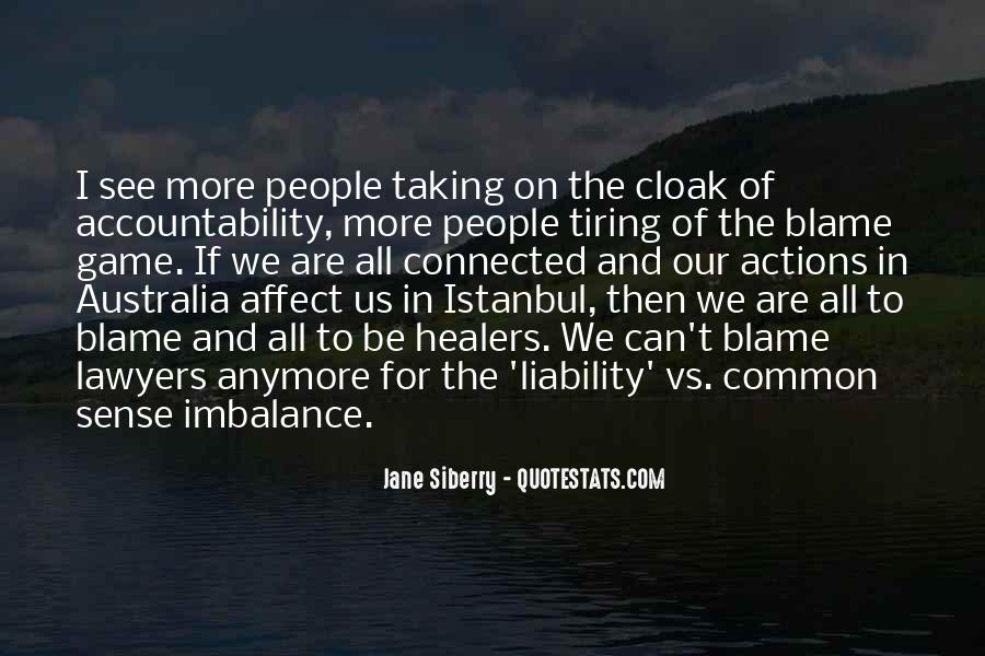 Quotes About Imbalance #1209023