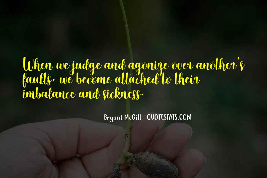 Quotes About Imbalance #263392