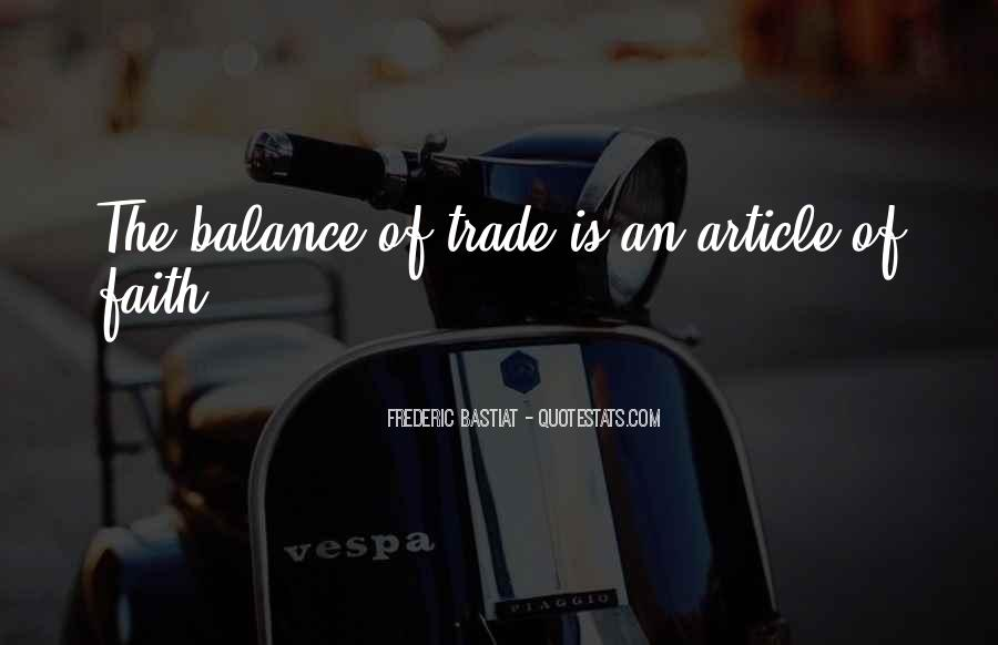 Quotes About Imbalance #543307