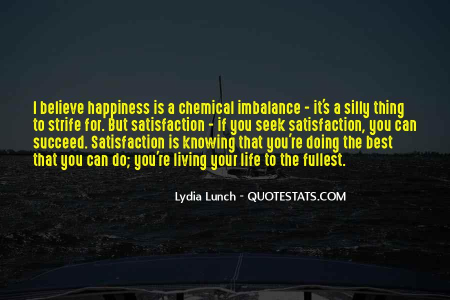 Quotes About Imbalance #801954