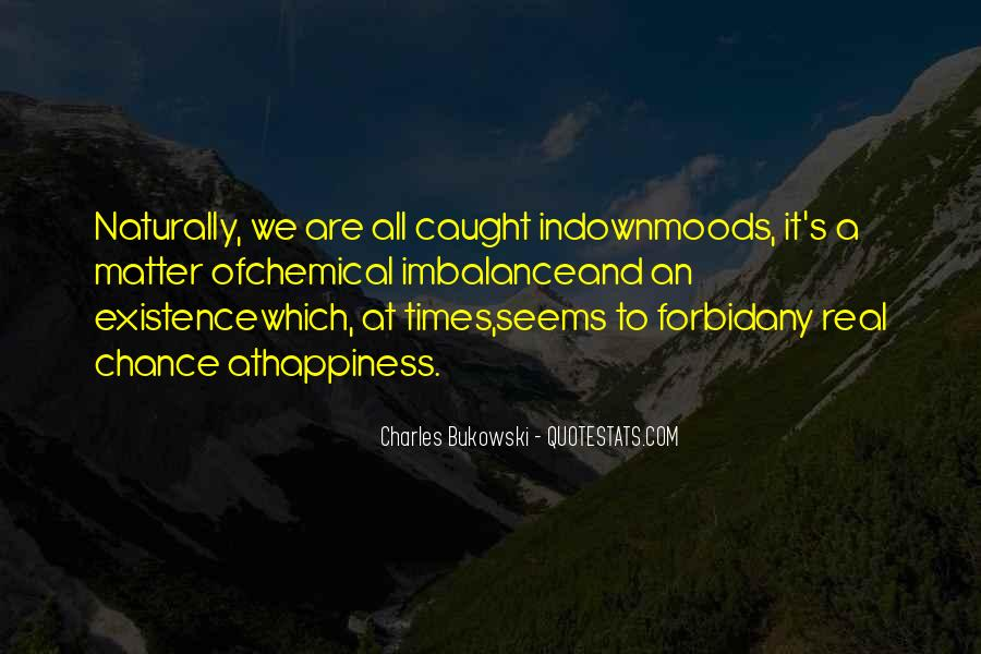 Quotes About Imbalance #857866