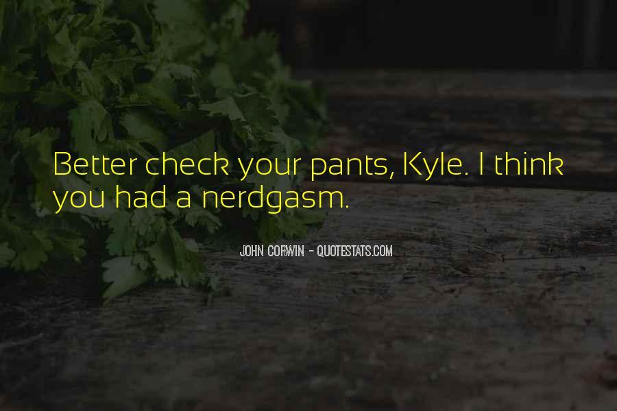 Nerdgasm Quotes #1066751