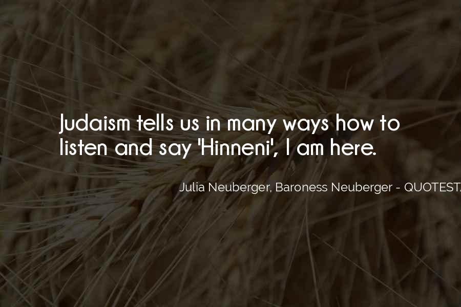 Neuberger Quotes #188303