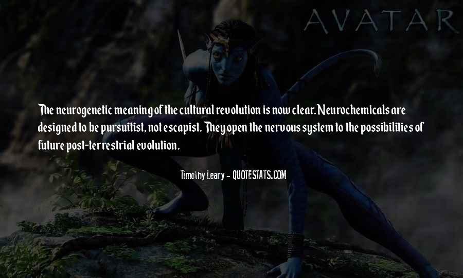 Neurogenetic Quotes #1734814