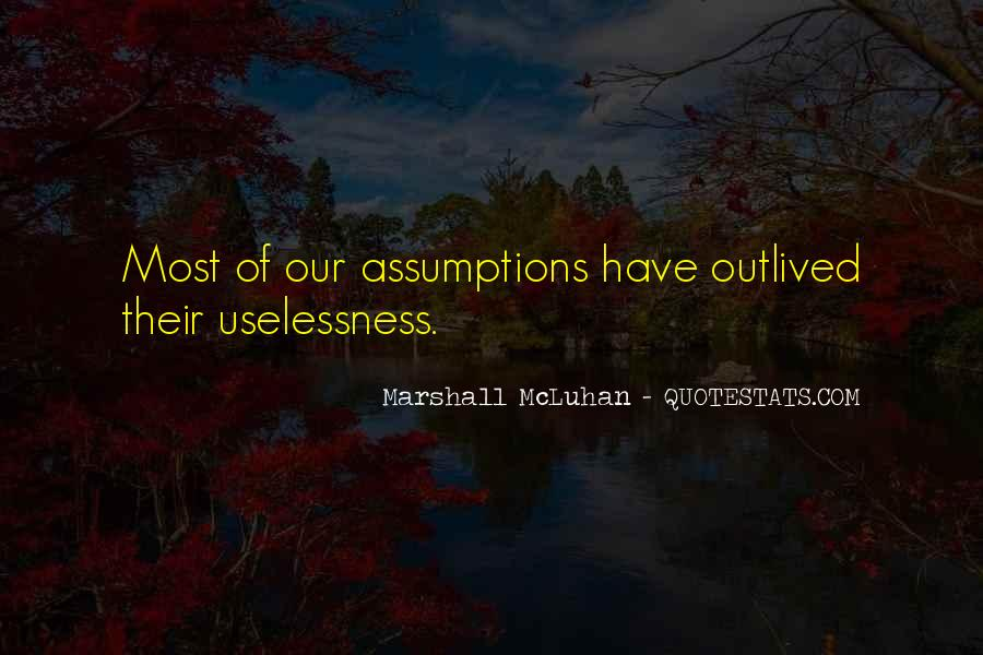 Quotes About Usefulness #337520