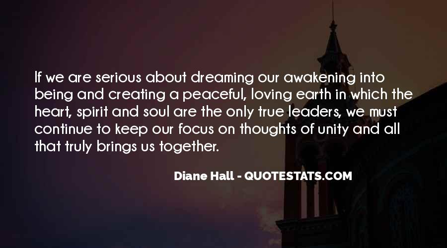Quotes About Awakening Your Soul #1075268