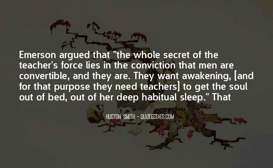 Quotes About Awakening Your Soul #1084272