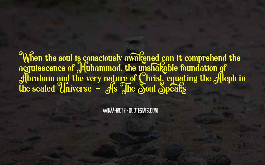 Quotes About Awakening Your Soul #1310891