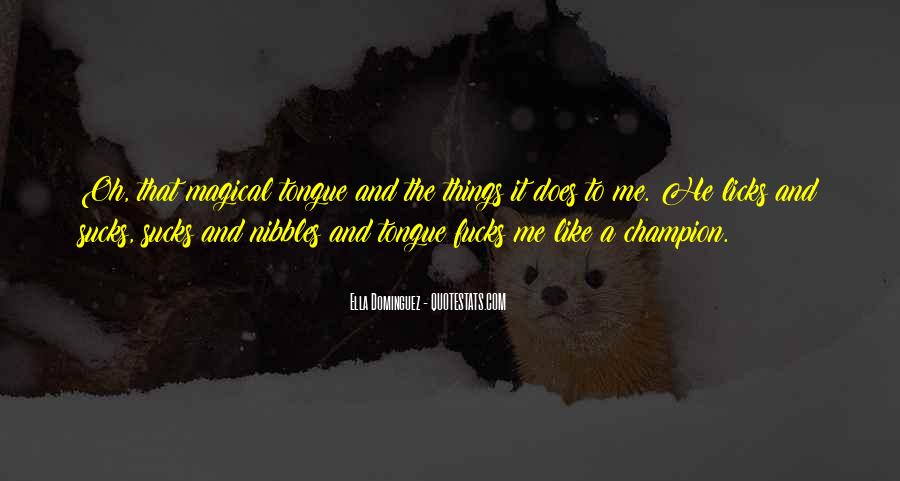 Nibbles Quotes #388214