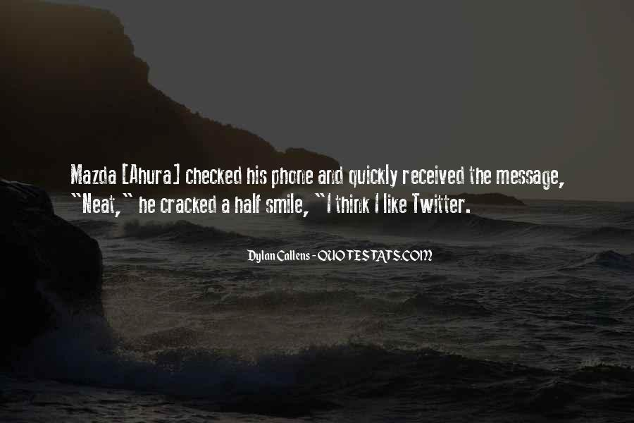 Quotes About Smile Twitter #1629842