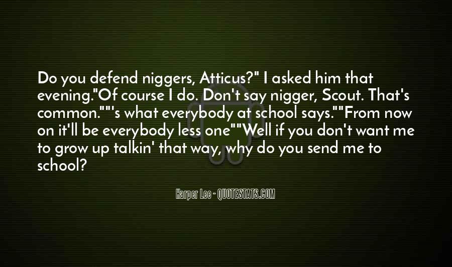 Niggers Quotes #1701471