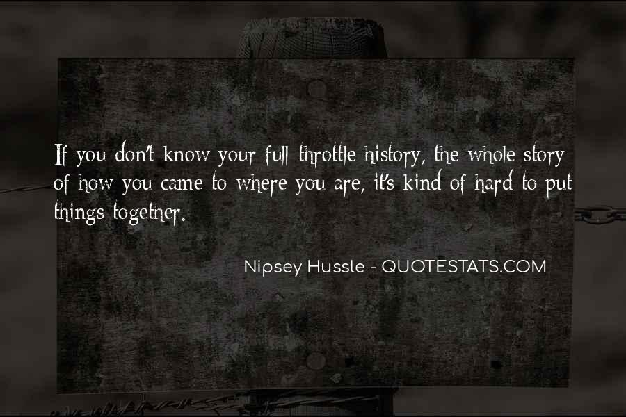 Nipsey Quotes #1659018