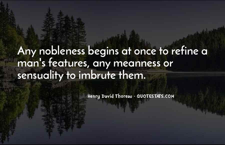 Nobleness Quotes #1334080