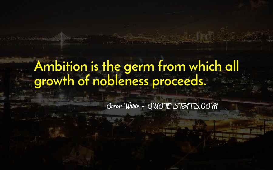 Nobleness Quotes #140051