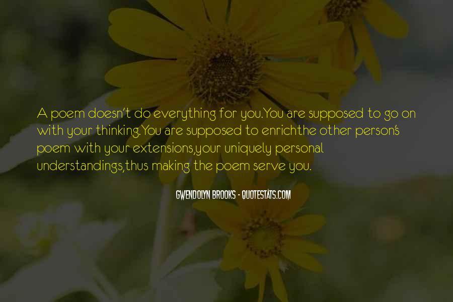 Nonanonymous Quotes #1362308