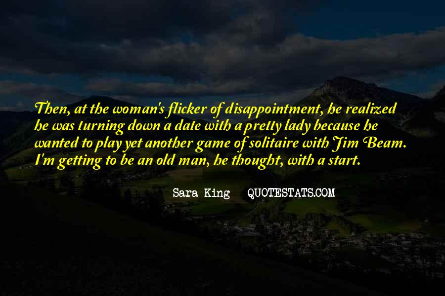 Quotes About Solitaire #1572361