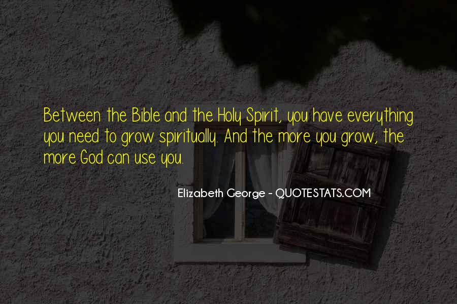 Quotes About God's Power From The Bible #1137006